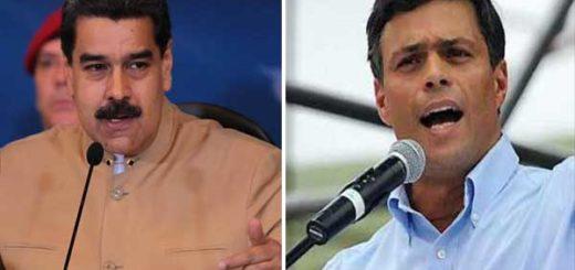 Maduro asegura que Leopoldo se ha puesto a la orden de la Comisión de la Verdad   Composición: NotiTotal