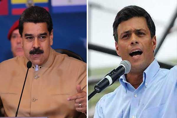 Maduro asegura que Leopoldo se ha puesto a la orden de la Comisión de la Verdad | Composición: NotiTotal