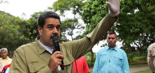 Presidente Nicolás Maduro durante su programa dominical |Foto: Prensa presidencial