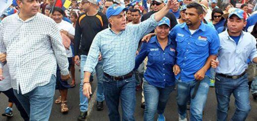 Manuel Rosales, exgobernador de Zulia |Foto: Nota de prensa