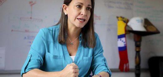 María Corina Machado, líder de Vente Venezuela |Foto: EFE