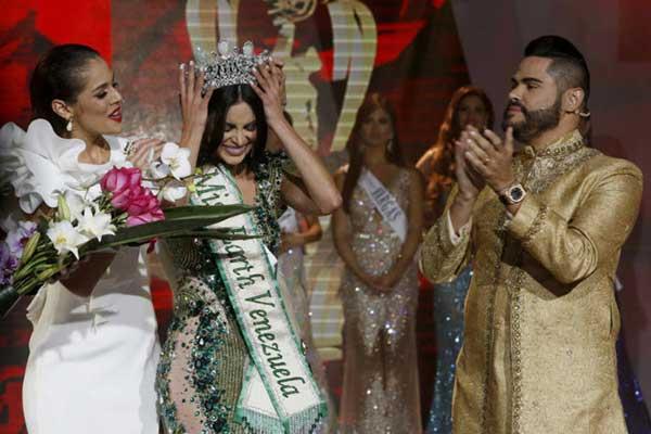 Ninoska Vásquez es la nueva Miss Earth Venezuela | Foto: El Universal
