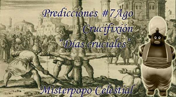 Predicciones de Misterpopo para esta semana #7Ago |Foto: Diario Contraste