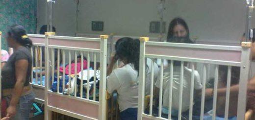 70 niños intoxicados en plan vacacional de la Gobernación del Zulia | Foto: @LDanieri