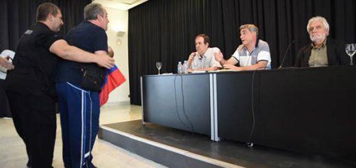 Alberto Casillas, venezolano que confrontó a observadores españoles |Foto: Europa Press