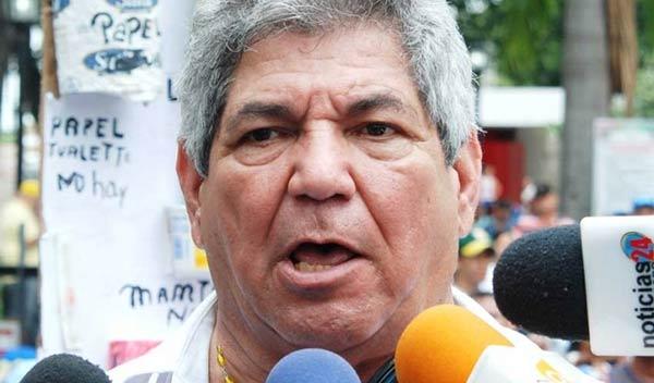 Omar Escalante, presidente de Fetracarabobo | Foto: Archivo