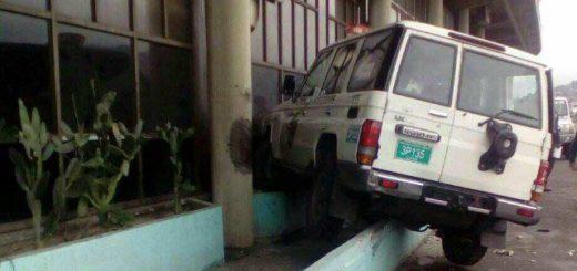 PNB chocó tras quedarse dormido |Foto: Darvinson Rojas