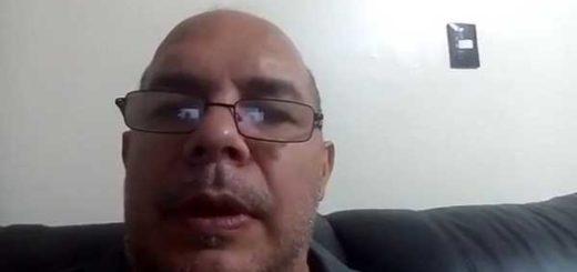 Padre pide no olvidar a su hijo detenido durante las protestas   Captura de video