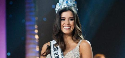 Miss Universo 2015, Paulina Vega | Foto: Archivo