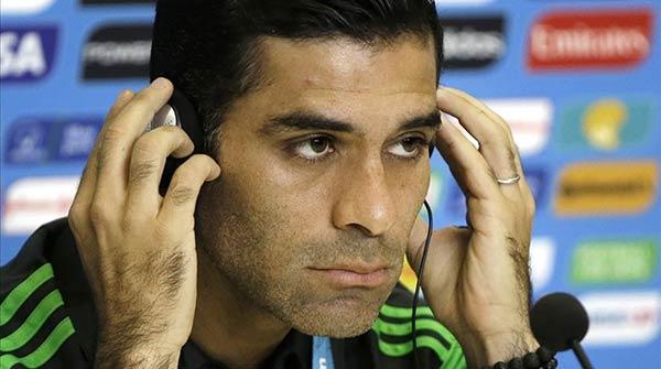 Rafael Márquez, ex futbolista del Barcelona |Foto cortesía