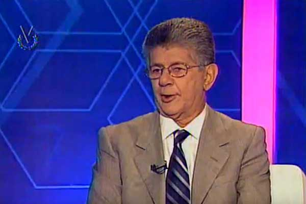 Henry Ramos Allup | Captura de video