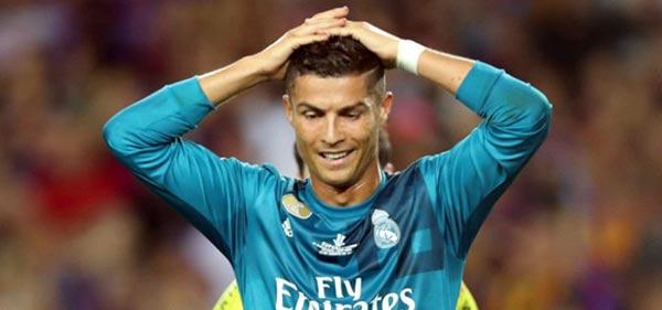 Cristiano Ronaldo se perderá 5 partidos |Foto cortesía