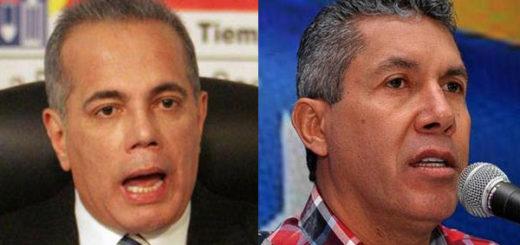 Manuel Rosales y Henri Falcón | Imagen: El Informe