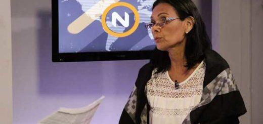 Socorro Hernández habla sobre confrontación en supermercado | Foto: VTV