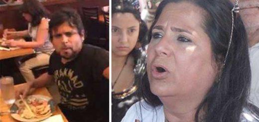 Madre de Servando Primera rompió el silencio sobre escrache a su hijo | Composición