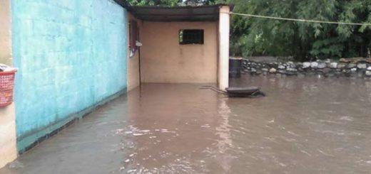 Las precipitaciones inundaron varias viviendas |Foto. Jorge Galindo