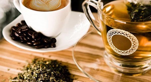 ¿Té o café? |Foto referencial