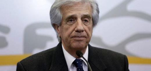 Presidente de Uruguay, Tabaré Vázquez   Foto: Cortesía