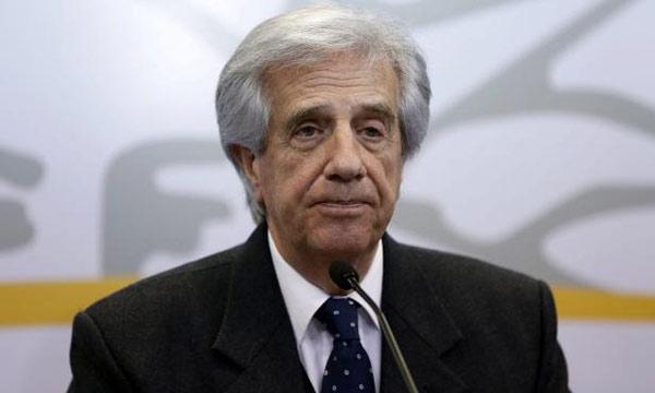 Presidente de Uruguay, Tabaré Vázquez | Foto: Cortesía