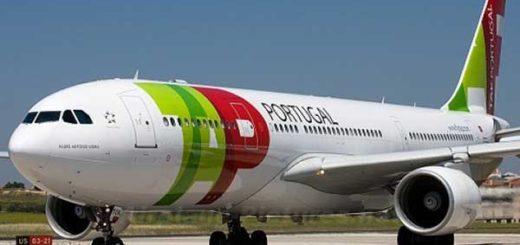 Aerolínea Tap de Portugal canceló vuelo a Caracas | Foto: Agencias