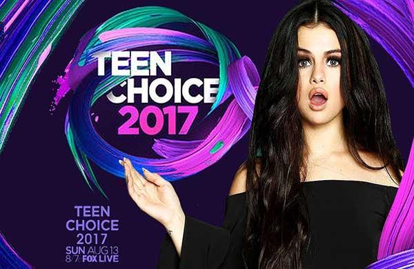 Los nominados de los Teen Choice Awards 2017 | Foto cortesía
