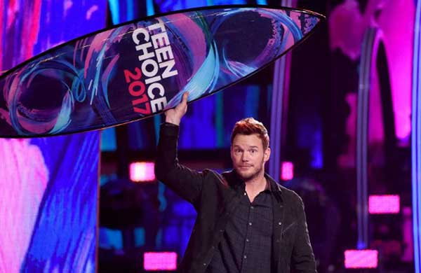 Teen Choice Awards 2017:  Lista completa de los ganadores | Foto: AFP