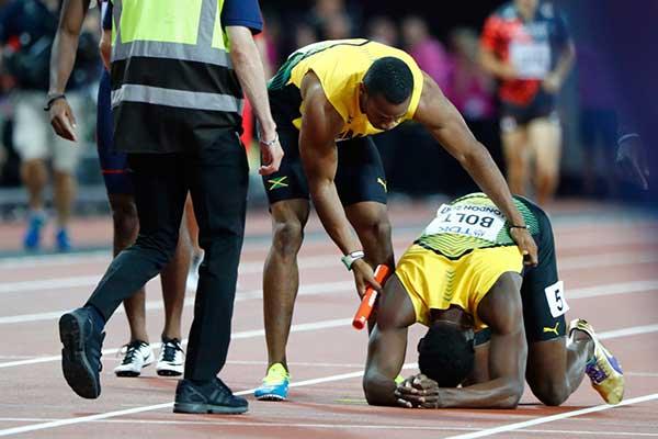 El jamaicano Usain Bolt, once veces campeón mundial | Foto: Reuters