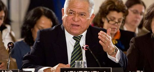 Embajador venezolano ante la ONU en Ginebra, Jorge Valero | Foto: Cortesía