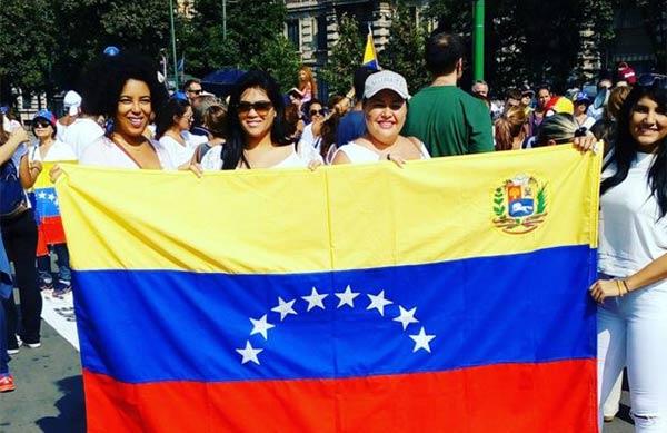 Oleada de venezolanos en Italia |Foto: Edithribel Rosa