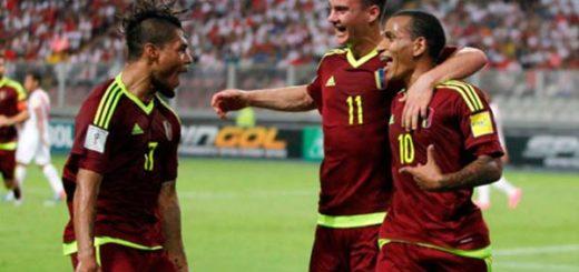 Una Vinotinto renovada enfrentará hoy el encuentro contra Colombia | Foto: Cortesía