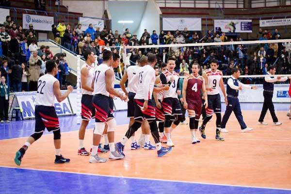 Venezuela en semifinales Sudamericano de Voleibol | @PuntoOlimpico