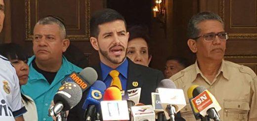 Parlamentario del Parlamento del MERCOSUR (Parlasur), Jesús Yánez | Foto: Cortesía