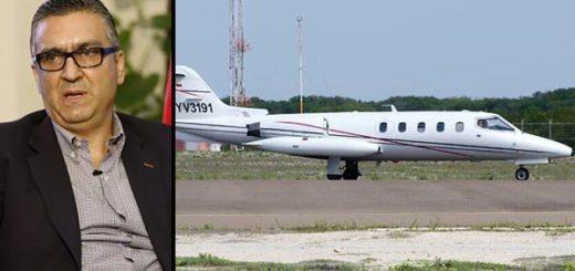 Hijo de Pérez Abad era pasajero de aeronave que se precipitó