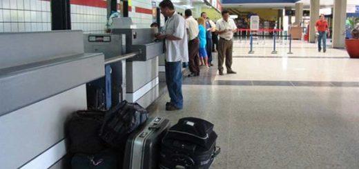 Aeropuerto de Cúcuta no permitirá que venezolanos se queden en sus instalaciones   Foto: Cortesía