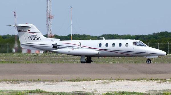 Aeronave desaparece de los radares   Foto: @NestorReverol