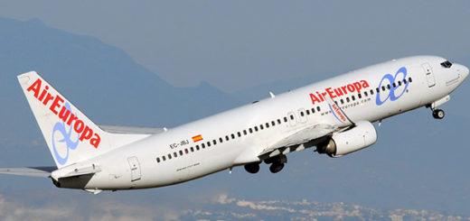 Aerolínea Air Europe | Foto referencial