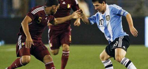 Entradas para el juego de Argentina contra Venezuela se vendieron como pan caliente | Foto: Agencias