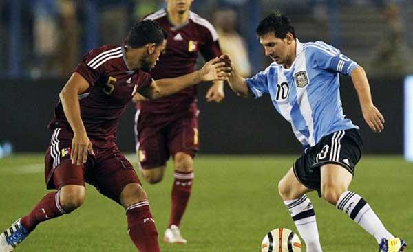 Venezuela subió 17 escalones en el ranking mundial de la FIFA | Foto: Agencias