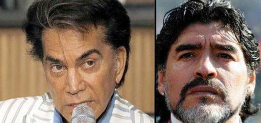 El Puma le responde a Maradona | Composición Notitotal