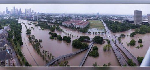 Houston no sale de su sorpresa por la peor inundación de su historia | Foto: Cortesía