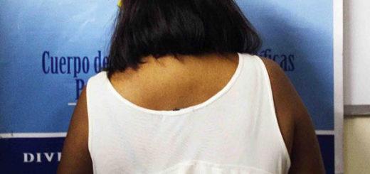 Mujer detenida por matar a su bebé | Foto: Panorama