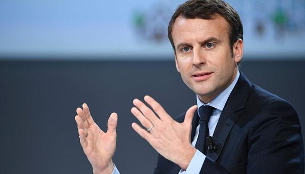 Emmanuel Macron | Foto: EFE