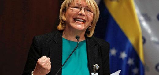 Fiscal Luisa Ortega Díaz | Foto: Cortesía