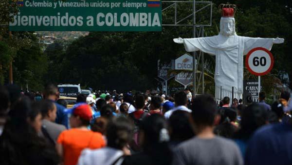 Colombia y Brasil se reunieron para discutir migración venezolana | Foto: Archivo