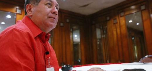 Henry Rangel Silva, Gobernador del estado Trujillo | Foto: Cortesía