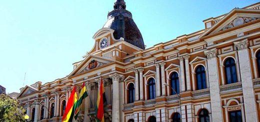 Parlamento boliviano rechaza denuncia sobre envío de militares a Venezuela | Foto: Cortesía