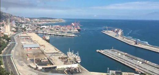 Puerto de la Guaira | Foto: captura de video
