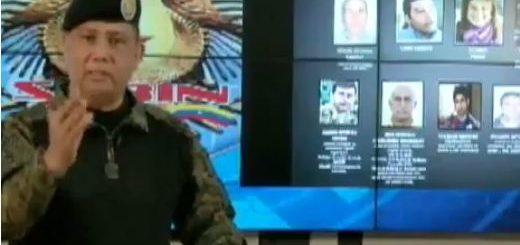 Gustavo González López, director del SEBIN | Foto: captura de video