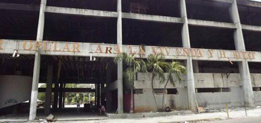 INAVI en Maracaibo | Foto: Twitter