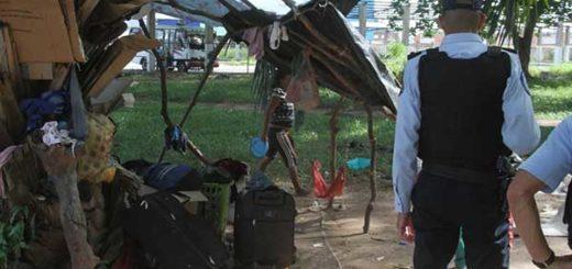 Indígenas de la etnia Yukpa se movilizan a la frontera en busca de alimentos | Foto: El Nacional